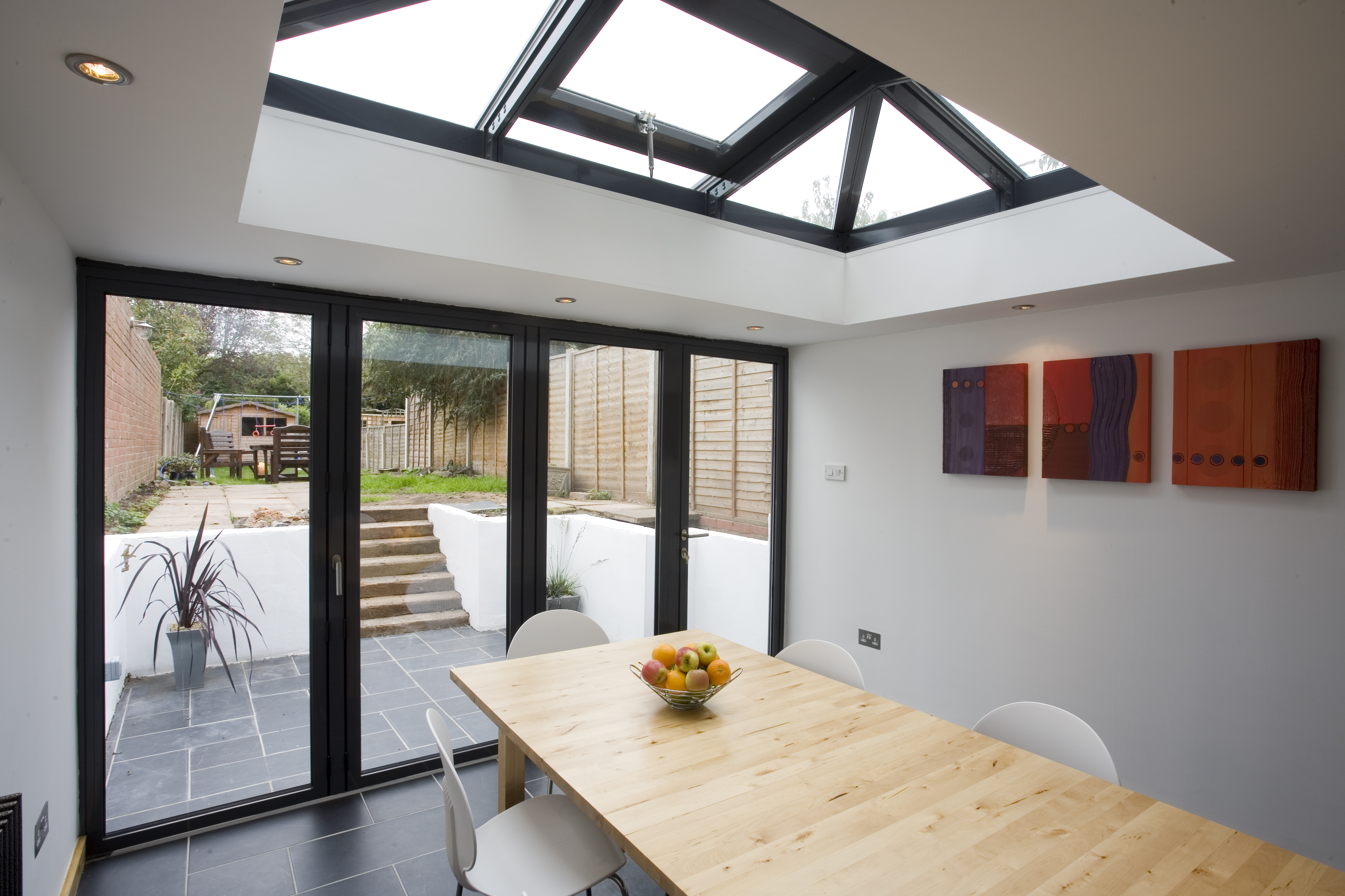 Glass Ceilings To Be Proud Of Apropos Conservatories