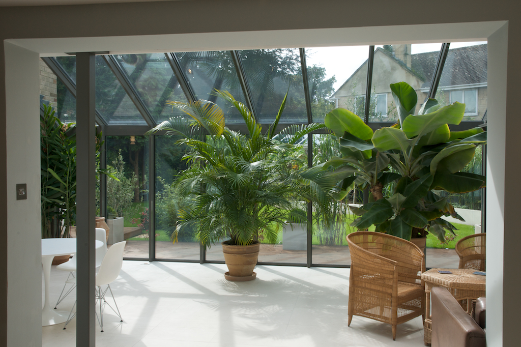 Conservatories can 'flow' from their original properties to offer impressive complementary living spaces.